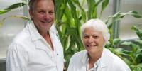 Robert Furbank and Susanne von Caemmerer