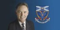 Distinguished Professor Graham Farquhar,  2015 Carnegie Centenary Professorship recipient