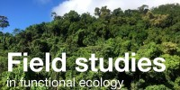 Field Studies in Functional Ecology