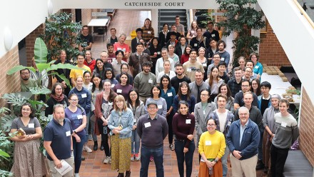 Participents in the 2021 RSB HDR conference