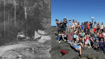 50 years of biology at ANU - then and now