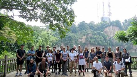 Bukit Timah, Singapore. Image Shoshana Rapley
