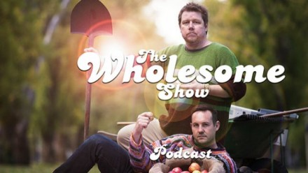 The Wholesome show podcast