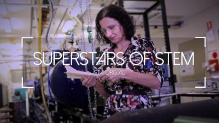 Meet the Superstars of STEM