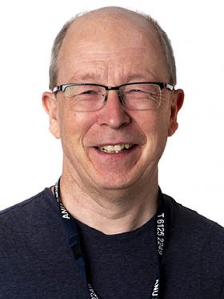 Donald Hobern