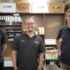 RSB Purchasing and Store Team, Brad, Ben, and Lachlan